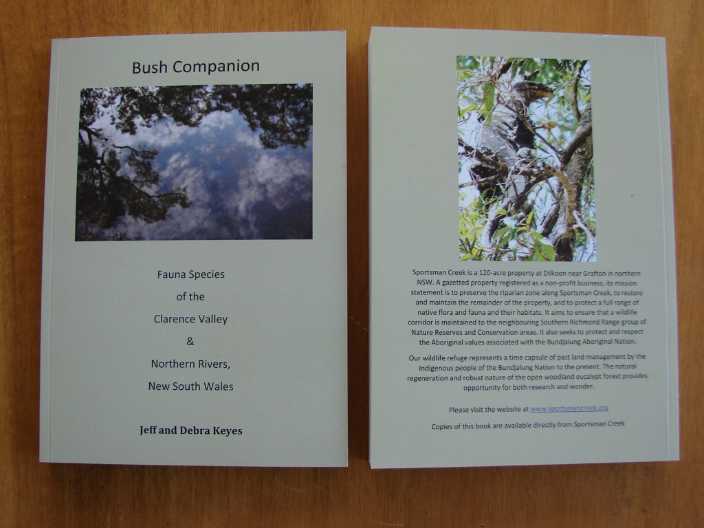 Bush Companion Cover